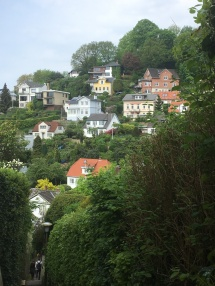 Neighborhood of Blankenese