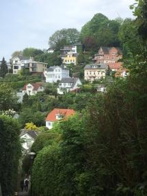 Neighborhood of Blankenese
