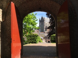 Gateway to the city - Leiden