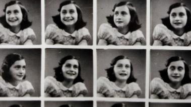 Anne Frank's passport photos taken the year before she went into hiding